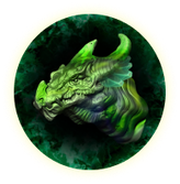 Emerald Dragon 25 lvl