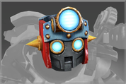 Searchlight Helm of the Mechanised Pilgrim