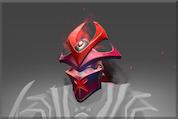 Genuine Dam'arakan Muzzle of the Crimson Witness
