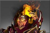Golden Mantle of Grim Facade