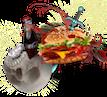 Бургер и Кола для Phantom Assassin